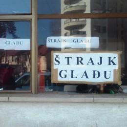 Radnici Konjuha štrajkuju glađu