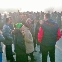 Neviđena podrška radnicima Krivaje, više od 1.000 ljudi na ulicama Zavidovića