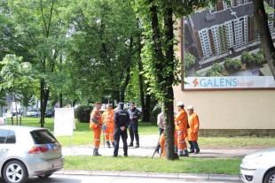 """Radnici """"Ljubije"""" štrajkuju glađu ispred Narodne skupštine RS u Banja Luci"""