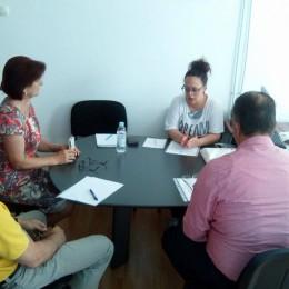 Sastanak CGS-a s Upravom za inspekcijske poslove ŽZH
