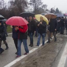 Radnici zeničke Željezare počinju štrajk glađu