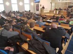 Održana središnja javna rasprava o izmjenama i dopunama Zakona o zaštiti od požara i vatrogastvu