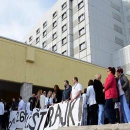 Vlada HNK-a napravila diskriminaciju u pregovorima sa sindikatima radnika u zdravstvu